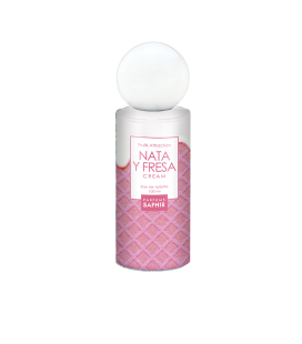FRASCO 100ml NATA Y FRESA CREAM FRUITS